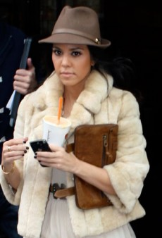 Fedoras: Celebrity Trendspotting