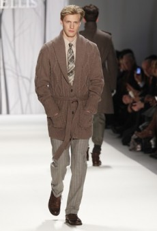 Perry Ellis Fall 2011 Runway Review