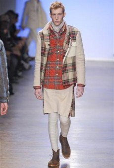 Rag & Bone Fall 2011 Menswear Runway Review