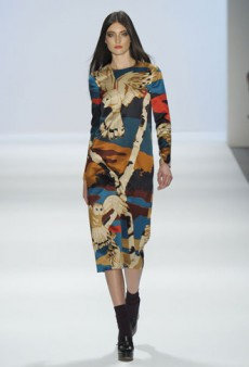 New York Fashion Week Fall 2011 Recap: Jill Stuart, Prabal Gurung, ADAM, Philosophy di Alberta Ferretti
