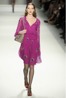 Rebecca Taylor Fall 2011 Runway Review
