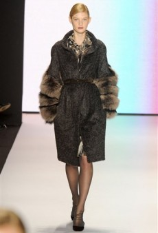 Carolina Herrera Fall 2011 Runway Review
