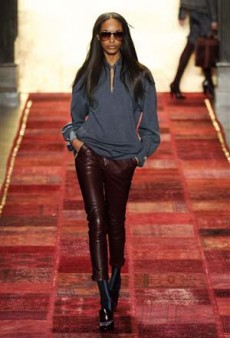 New York Fashion Week Fall 2011 Recap: Tommy Hilfiger, Max Azria, Catherine Malandrino, Donna Karan