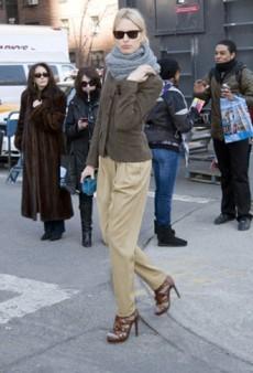 NY Fashion Week Fall 2011: Front Row at Anna Sui, Michael Kors and more