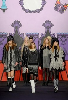 New York Fashion Week Fall 2011 Recap: Anna Sui, Marchesa, Elie Tahari, Proenza Schouler