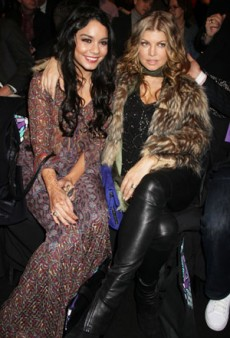 Most Memorable Front Row Celebrity Appearances: NY Fashion Week Fall 2011