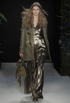 Mulberry Fall 2011 Runway Review