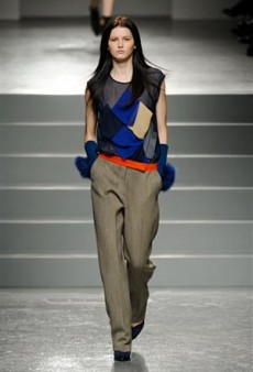 Aquascutum Fall 2011 Runway Review