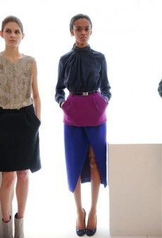 Preen Fall 2011 Runway Review