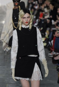 Meadham Kirchhoff Fall 2011 Runway Review