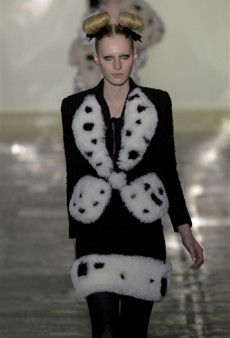 Top 10 Fall 2011 Trends: London Fashion Week