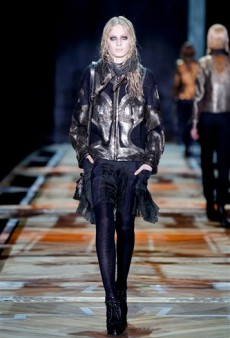 Roberto Cavalli Fall 2011 Runway Review