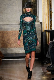 Emilio Pucci Fall 2011 Runway Review