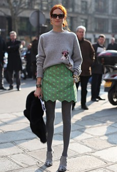 Editors' Street Style: Fall 2011 Fashion Week in Paris (Forum Buzz)