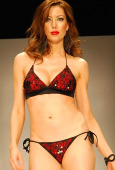 Fredrick's of Hollywood Fall 2011 Runway Review