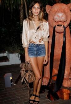Celebrity Trendspotting: Ladylike Blouses