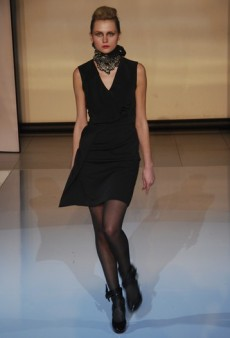 Tony Cohen Fall 2011 Runway Review