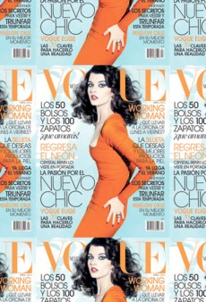 Crystal Renn Covers Vogue Mexico; Lady Gaga is Going Bald