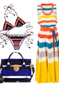 Spring Shopping: Not Your Average Stripes