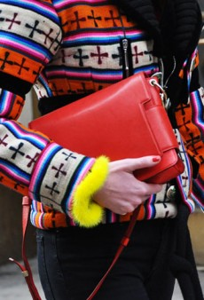 Fashion Test Drive: The Day Clutch