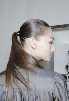 Beauty Trend: The Ponytail