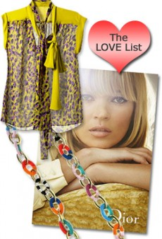The Love List: Designer Diffusions and Fringe