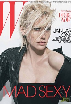 Forum Buzz: January Jones is Mad Sexy; Christian Louboutin is Suing Mad