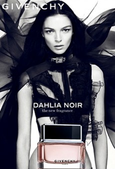 Forum Buzz: Mariacarla Boscono Embodies Givenchy's New Fragrance; a Carine Roitfeld Clothing Line?