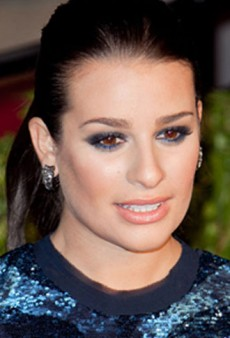 Celebrity Beauty Trend: Blue Eyeliner