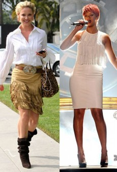 Style Showdown: Katherine Heigl vs. Rihanna and More