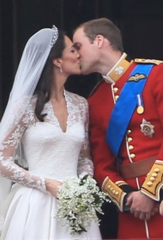 Royal Wedding: Kate Middleton Wore Alexander McQueen to Marry Prince William