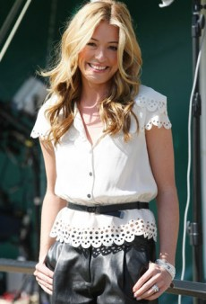 Cat Deeley's British Bohemian Style