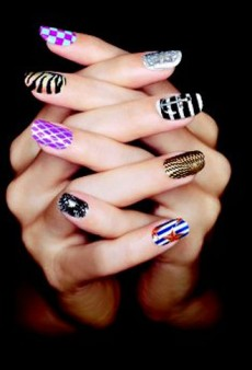 Beauty Test Drive: Nail Wraps