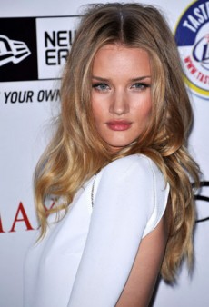 Rosie Huntington-Whiteley Transforms from Model to Movie Star