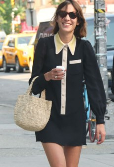 Alexa Chung and Other Best Dressed Celebs of the Week