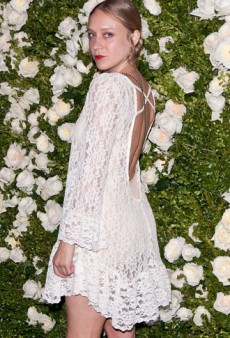 Get the Look: Celeb-Inspired White Lace Dresses