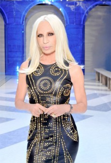 Versace Designs for H&M; John Galliano Is About to Stand Trial