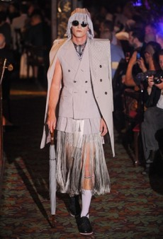Craziest Spring 2012 Men's Fashion Week Looks