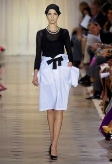 Giambattista Valli Haute Couture Fall 2011 Runway Review