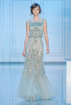 Elie Saab Haute Couture Fall 2011 Runway Review