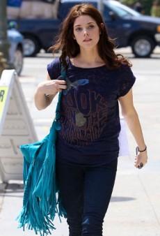 Get the Look: Ashley Greene Favors Fringe