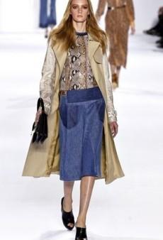 Fashion Trend: Denim Skirts Make a Comeback