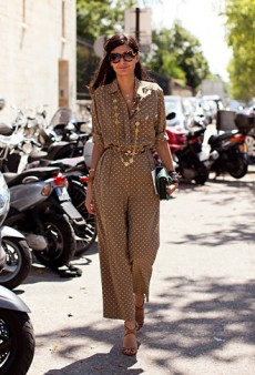 Fashion Editor Street Style: Paris Couture Fall 2011 Part 2 (Forum Buzz)