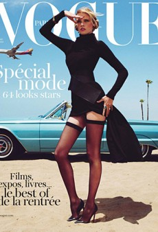 Luscious Lara Stone is Stunning on Vogue Paris (Forum Buzz)