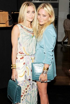The Olsen Twins Show Off Handbags and Superior Style at Barneys New York (Forum Buzz)