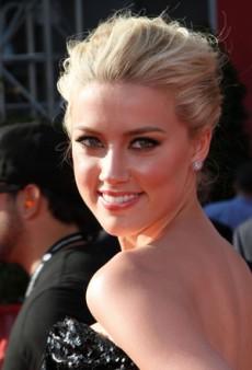 Amber Heard: Beauty Look of the Week