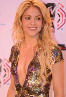 Shakira's Sultry Style