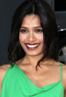 Freida Pinto: Beauty Look of the Week