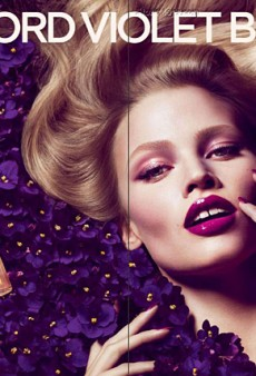 Lara Stone is Tom Ford's Violet Blonde (Forum Buzz)