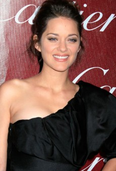 Marion Cotillard's Fashion-Forward French Style